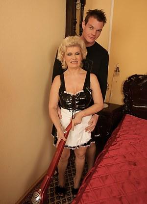 MILF Maid Porn Pictures
