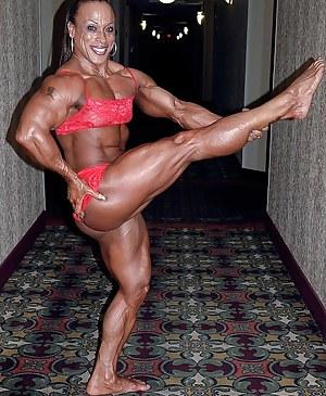 MILF Bodybuilder Porn Pictures