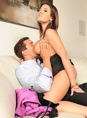 MILF Tit Sucking Porn Pictures
